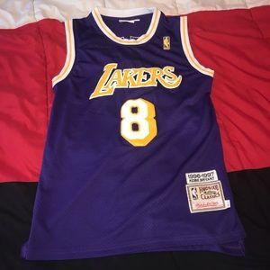 da74fe9fac2 Vintage Kobe Bryant #8 Lakers Jersey.